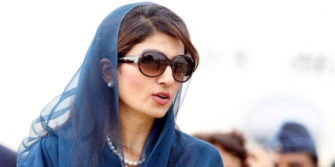 Hina Rabbani Khar Pernah menjadi menteri urusan luar negeri di Pakistan