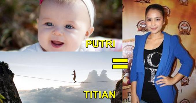 Kreatif banget deh sama netizen Indonesia kalau bikin tebakan cocoklogi nama selebritis tanah air. Emang nggak ada matinya ya kreativitas orang Indonesia.