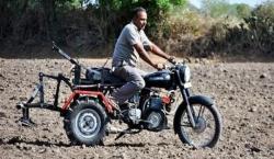 7 Modifikasi Motor Super Gokil ala Orang India, Mau Tiru?