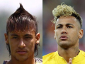 Transformasi Gaya Rambut Neymar dari Waktu ke Waktu