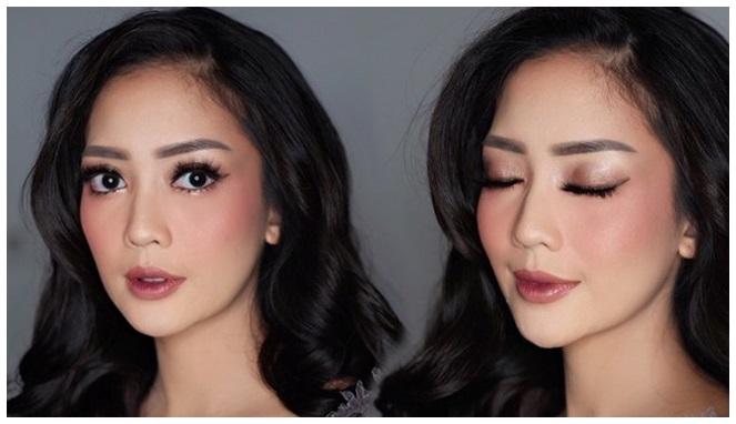 Walaupun memiliki anak yang lebih dari satu, tapi kecantikan Ririn Dwi Ariyanti yang Indonesia banget ini tetap memiliki pesona tersendiri.