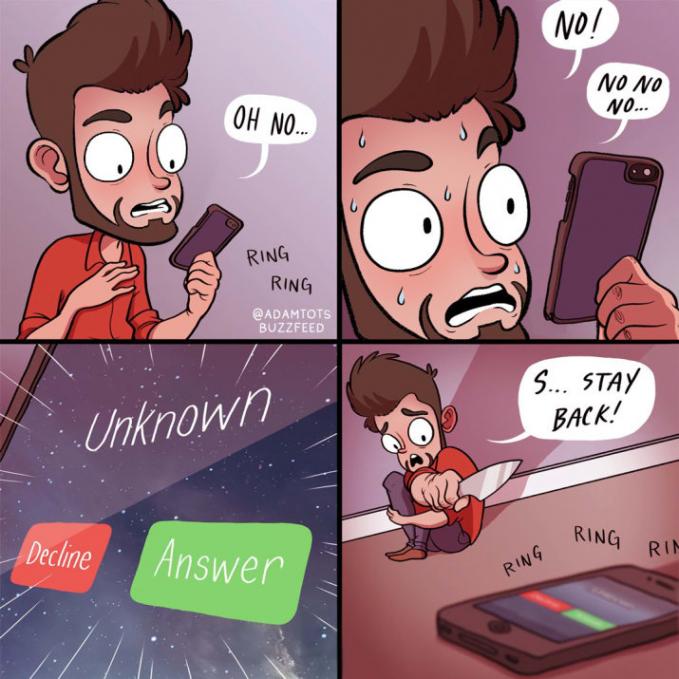 Semenjak ada smartphone dan media sosial, rasanya sudah nggak ada privasi lagi.