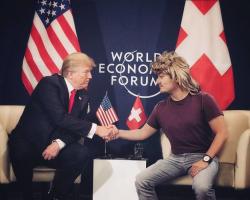 Seperti Ini Kocaknya Foto Editan Para Pemimpin Dunia Ditangan Master Photoshop