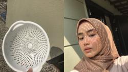 Kreatif Banget.. 10 Selfie Beberapa Wanita Ini Ternyata Menggunakan Media Peralatan Dapur