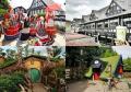 Nggak Usah Jauh Jauh. Serasa Liburan ke Luar Negeri 5 Destinasi Wisata di Bandung ini Instagram-able Banget. Irit Plus Asik