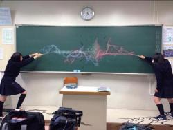 Inilah Kelakuan Konyol dan Lucu Siswa Jepang Saat Jam Pelajaran Kosong
