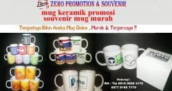 Keren!! Jual mug keramik promosi | souvenir mug murah