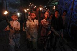 Unik dan Luar Biasa. 9 Tradisi Unik Menyambut Tahun Baru Islam. Hanya Ada di Indonesia Lho