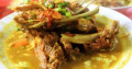 Lezatnya Bikin Ngiler. Kuliner Kesukaan Jokowi yang Bisa Jadi Rekomendasi Buat Makan Siangmu Siap Menggoda Lidah