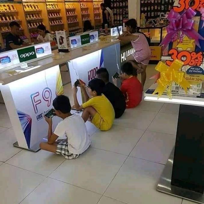 Cara hemat bisa main game. Anak senang, orang tuapun bahagia.