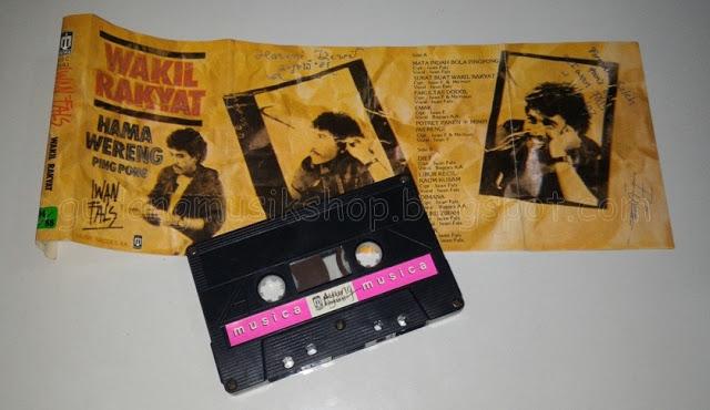 Masih ada yang punya kaset pita kaya gini nggak sih?