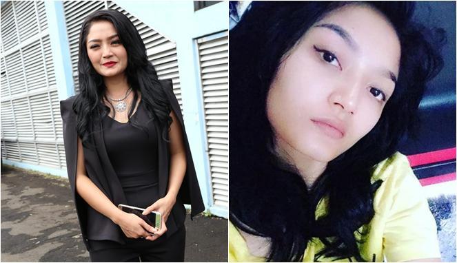 Siti Badriah Nggak ada bedanya tuh.