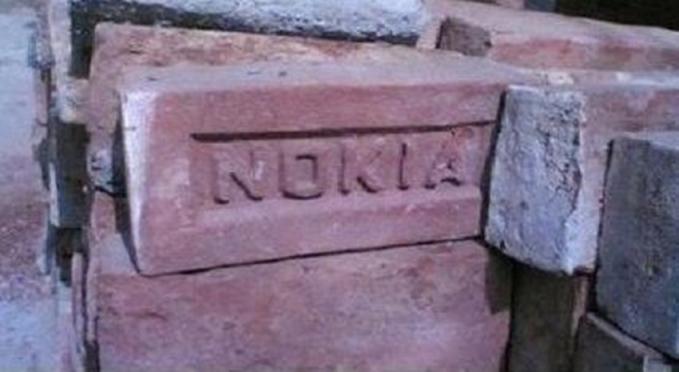 Merek batu bata yang lebih keren dari ponselmu.