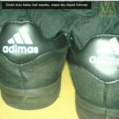 Mungkin yang produksi namanya Adimas, adiknya Adimul. Jadi inget bapak kost deh.
