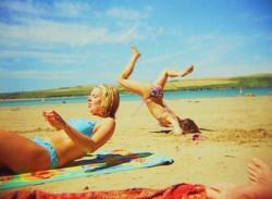 7 Foto Memalukan yang Pernah Terjadi di Pantai