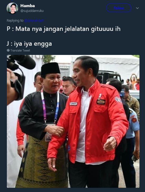 Kemesraan ini janganlah cepat berlalu, Damai yerus Indonesia!!