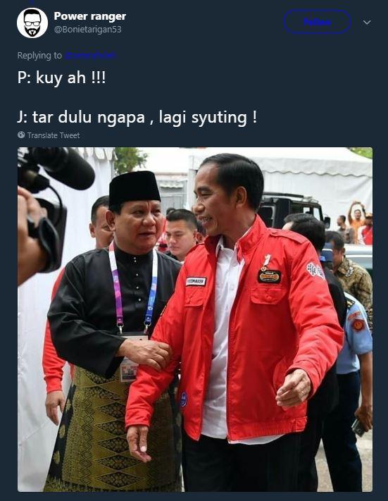 Saling setia demi Indonesia.