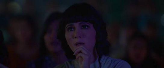 Meski tampil mirip Suzzana yernyata Luna juga punya ketakutan tersendiri memerankan itu
