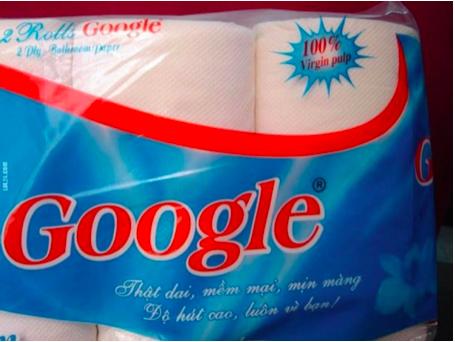 Bukan hanya search engine nih, Google udah mengeluarkan produk hardware yaitu tisu toilet.