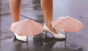 Sepatu Payung