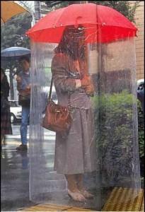 Payung Sebadan