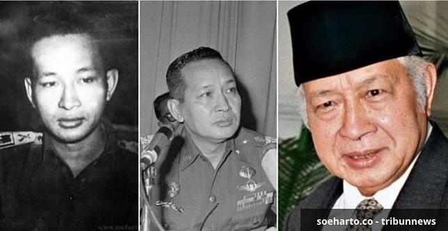 Soeharto Soeharto lahir di Bantul 08 juni 1921. Tokoh yang dikenal dengan istilah Bapak Pembangunan ini tumbuh sebagai Mayor Jenderal, sebelum menjabat sebagai Presiden RI ke II. Nggak heran jika penampilannya sejak muda sudah terlihat gagah dan berwibawa.