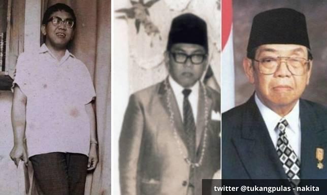 Abdurrahman Wahid Abdurrahman Wahid atau yang sering dipanggil Gus Dur lahir di Jombang , 7 September 1940. Sebelum menjadi Presoden Gus Dur dikenal sebagai tokoh organisasi Islam Nahdatul Ulama (NU) yang didirikan oleh kakeknya, KH Hasyim Asyari. Pada masa mudanya Gus Dur sempat berkuliah di Mesir, Irak, Jerman dan Prancis sebelum kembali ke Indonesia.