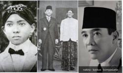 Cakep Banget. Inilah Foto Masa Muda Presiden Indonesia yang Bikin Klepek Klepek