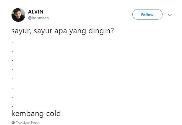Tapi pas dimakan nggak dingin kok gengs, kecuali kalian mencampurnya dengan es.