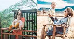 Jadi Mama Muda Ini Beda Gaya, 10 Seleb Momong Buah Hatinya. Bukti Selebriti Juga Bisa Menjadi Ibu Yang Baik