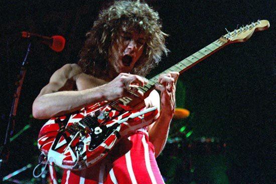 Eddie Van Halen Dia mungkin memiliki nama Belanda yang akhirnya menjadi nama Band legendaris, tapi ibu Van Halen berdarah Indonesia. Dia dianggap sebagai salah satu gitaris terbesar di dunia dan salah sati gotaris rock paling berpengaruh pada abad ke 20. Pada tahun 2010 majalah Rolling Stone memberikan peringkat tujuh untuk Van Hallen dalam daftar 100 gitaris terbesar. Pada tahun 2012 ia terpilih dalam jajak pendapat pembaca majalah Guitar World sebagai nomer satu dari 100 Gitaris Terbesar Sepenjang Masa melebihi Brian May Queen (nomor dua), dan Alex Lifeson dari Rush (nomer tiga).