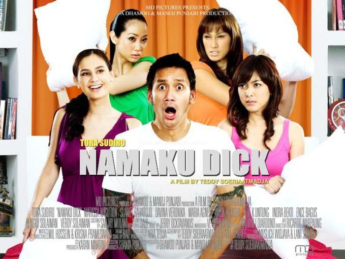 Iya, namanya emang Dick kok. Bisa jadi Dicky, Dicko, atau Dick yang lainnya. Ini cuma nama orang aja lho ya.