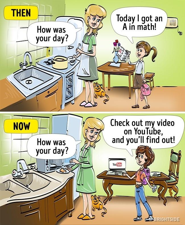 Jaman sekarang anak-anak yang suka mengabadikan apapun lewat story media sosialnya.