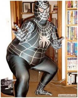 Cosplay Spiderman Paling Gagal Total, Ampun Deh!