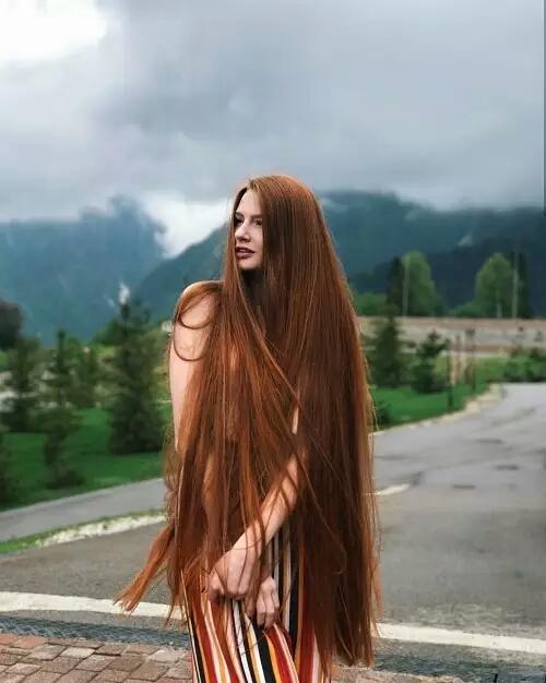 Gadis ini berasal dari Rusia