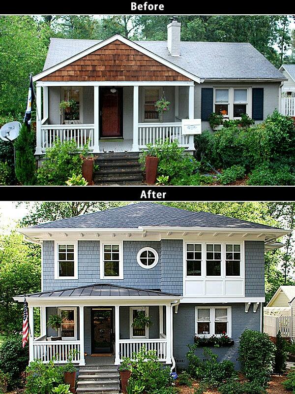 Rumah inin sebenarnya nyaman, namun setelah direnovasi, rumah inin jadi super duper nyaman banget.