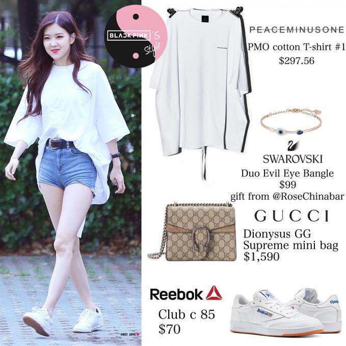 Dionysus GG supreme mini bag Gucci seharga Rp. 23,1 juta.