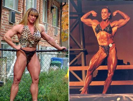 Binaraga terbaik dunia selanjutnya adalah Nicole Bass. Dia pernah menjadi juara dalam ajang 'NPC National Bodybuilding Championships' tahun 1997. Selain itu juga menjadi salah satu atlet dalam Ms. Olympia tahun 1997.