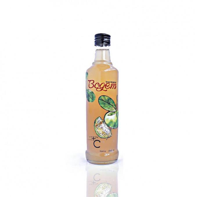 Sirup Mangrove Bisa kalian jumpai di Jalan Sonetaria. dengan harga perbotol Rp 35.000.