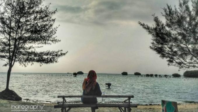 Pantai Bintang Selanjutnya adalah Pantai Bintang atau yang biasa disebut star beach berjarak sekitar 400 meter dari Dermaga Pulau Pari. Teman treveler yang ingin mampir sejenak dari Keramaian ibu kota bisa banget bersantai disini karena sudah tersedia gazebo, hammock, tempat duduk. Siap digunakan nyantai sembari sembari makan bekal plus memandang ke hamparan pasir pantai dan lautan. Pelancong biasanya menyempatkan diri untuk berfoto di patung berbentuk bintang laut di area ini. Kalau cuaca bagus, teman trevelerpun akan dapat bonus pemandangan elok matahari terbenam.