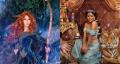 Amazing. 13 Gaya Pemotretan Seleb Ala Putri Disney. Inul Daratista Bikin Pangling