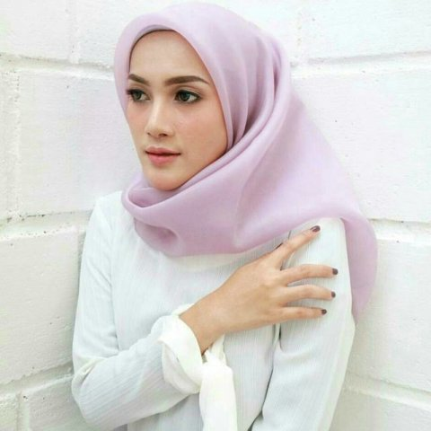 Hijab Organza
