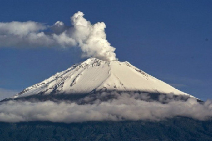 Gunung Nevado del Ruiz meletus pada tahun 1985 yang merenggut tiga perempat penduduk kota Armero yang saat itu berpenduduk 28 ribu jiwa