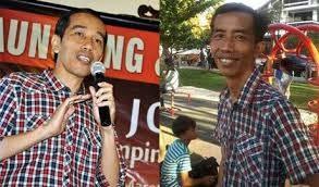 Saat Pak Jokowi masih menjabat Gubrenur DKI Jakarta, ada orang yang mirip banget sama sosok beliau gengs. Dia adalah pria asal Purwokerto bernama Reza Srimulyadi.