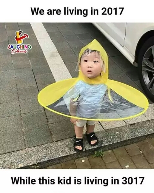 Waw ini lucu kayak anak burung
