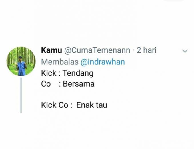 Kiko, enak tahu!