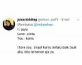 9 Gabungan Kata Bahasa Inggris dan Indonesia Ini Endingnya Receh Banget