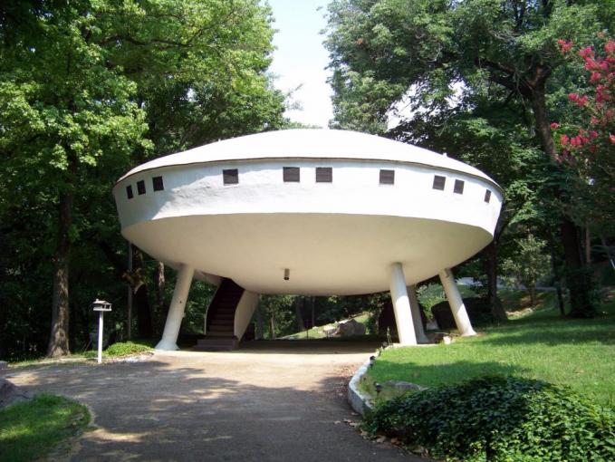 Rumah Ufo