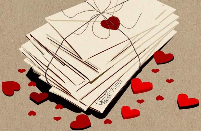 Surat cinta Bagi yang sudah pacaran, cewek era 90 an pasti akan mencari surat cinta sebanyak mungkin, dan kebanyakan kertasnya mempunyai aroma wewangian yang sedap. Maklum jaman dulu belum ada handphone, jadi ya surat - suratan.