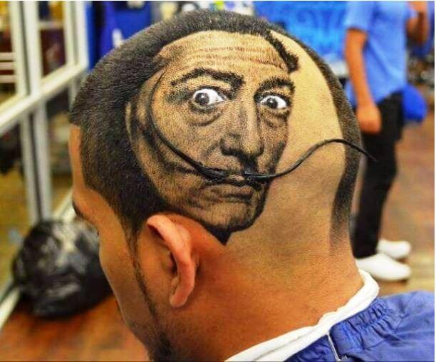 Awas jangan sembarang ngomong ... Bisa marah tu rambut !
